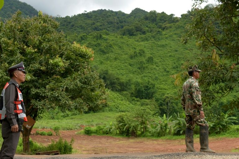 thailand seizes 18 million meth pills as drug fight heats up