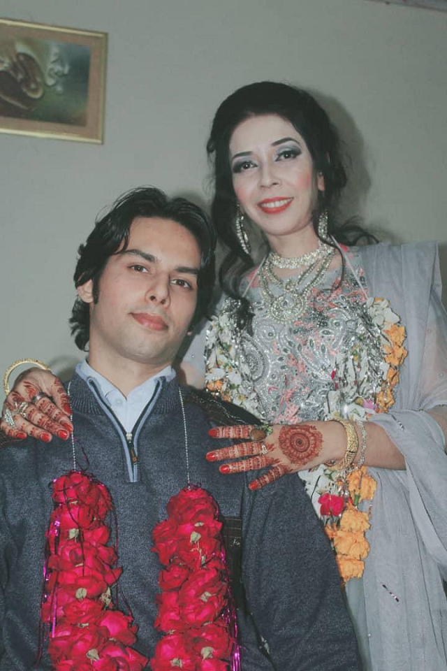 The couple also runs an online business together. PHOTO: EXPRESS