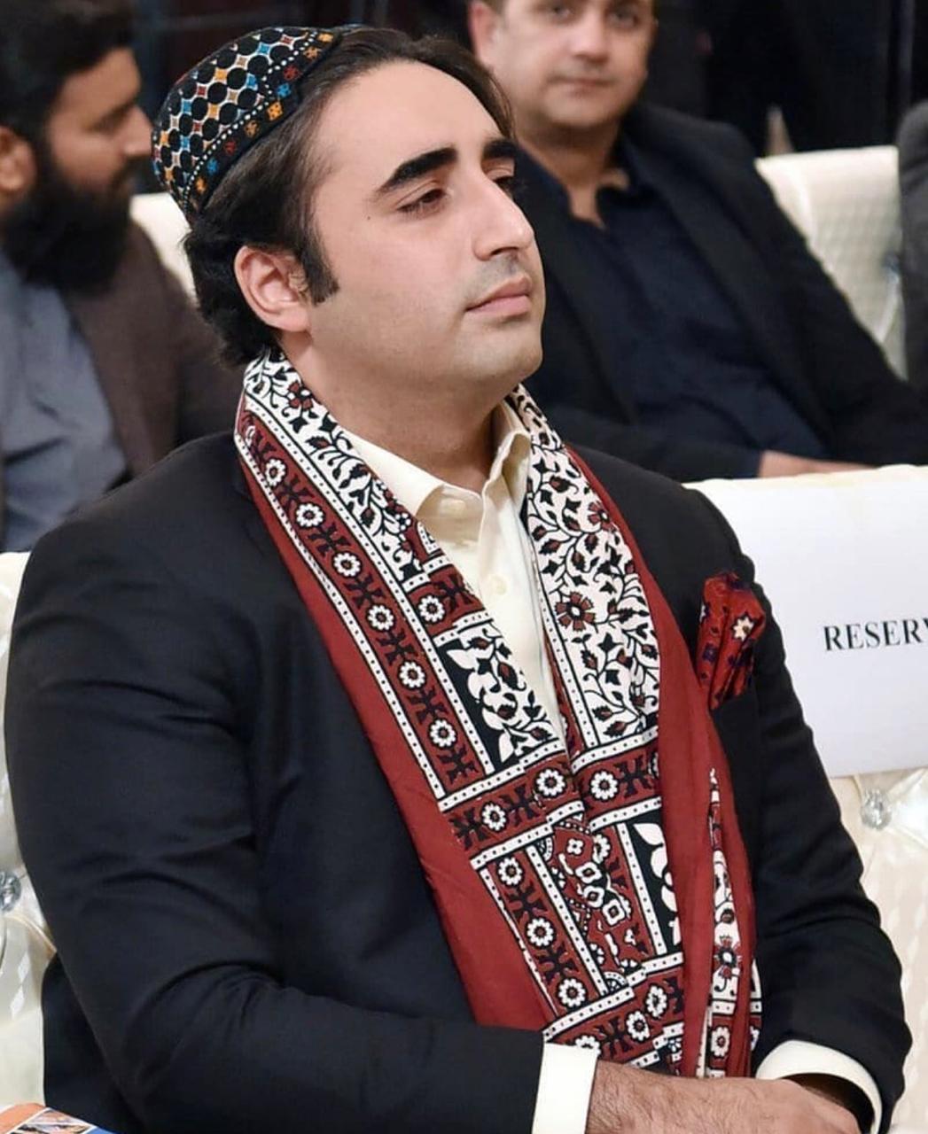 Bilawal Bhutto Zardari. PHOTO: INSTAGRAM/ BBZ