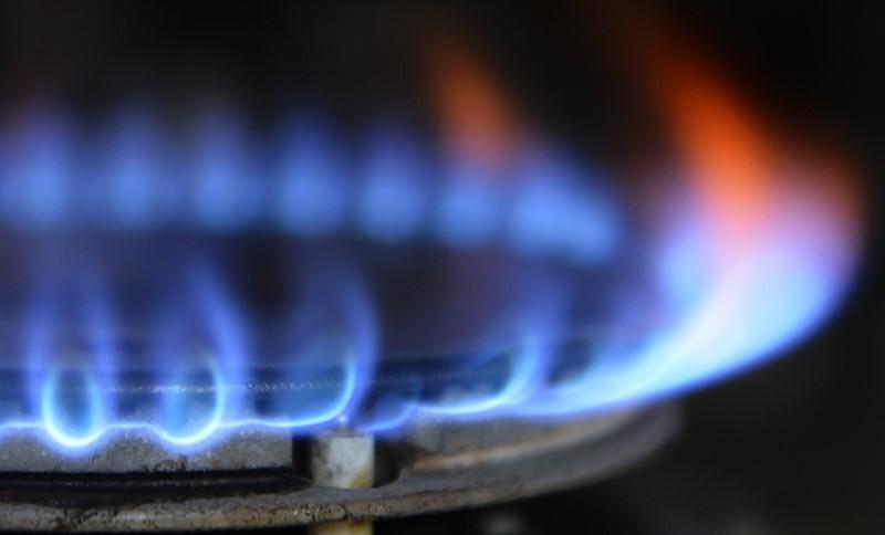 a gas cooker photo reuters