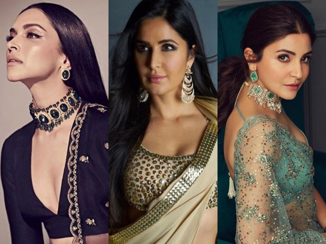 all other divas who looked better than priyanka at her own reception