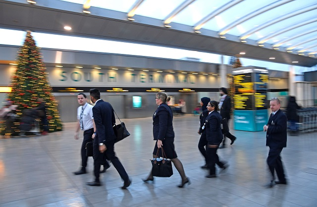 london airport reopens after 36 hour drone nightmare