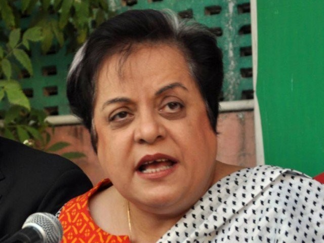 Minister for Human Rights Shireen Mazari. PHOTO: EXPRESS/FILE