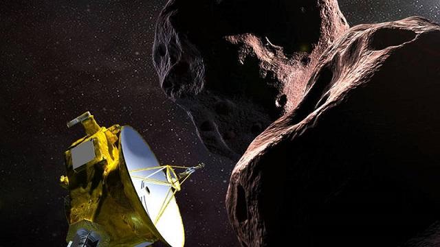 nasa spacecraft hurtles toward historic new year s flyby