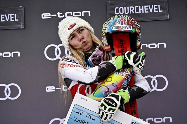 shiffrin youngest woman to reach 50 world cup wins