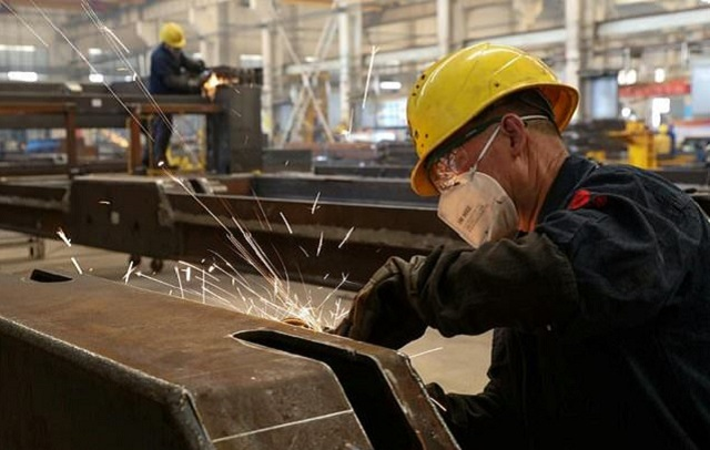 The proposal comes as China's economy slows and a bruising trade war with the US stymies growth. PHOTO: AFP