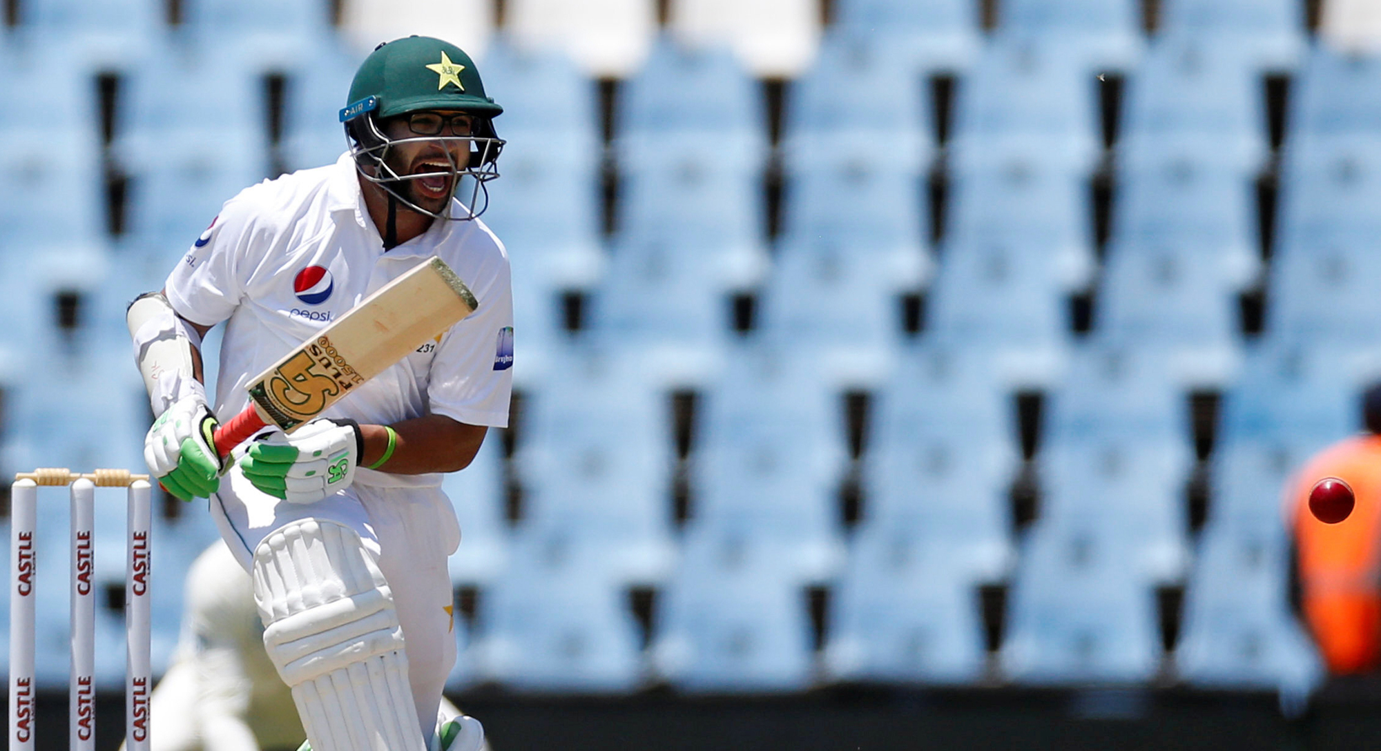 first test imam leads pakistan s confident response in second innings