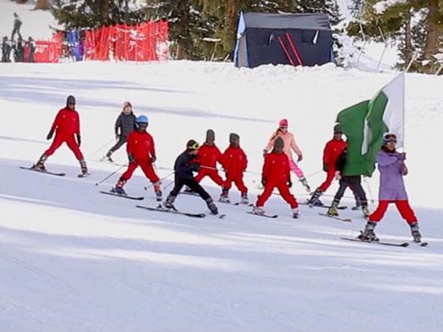local international winter athletes to showcase talent in pakistan