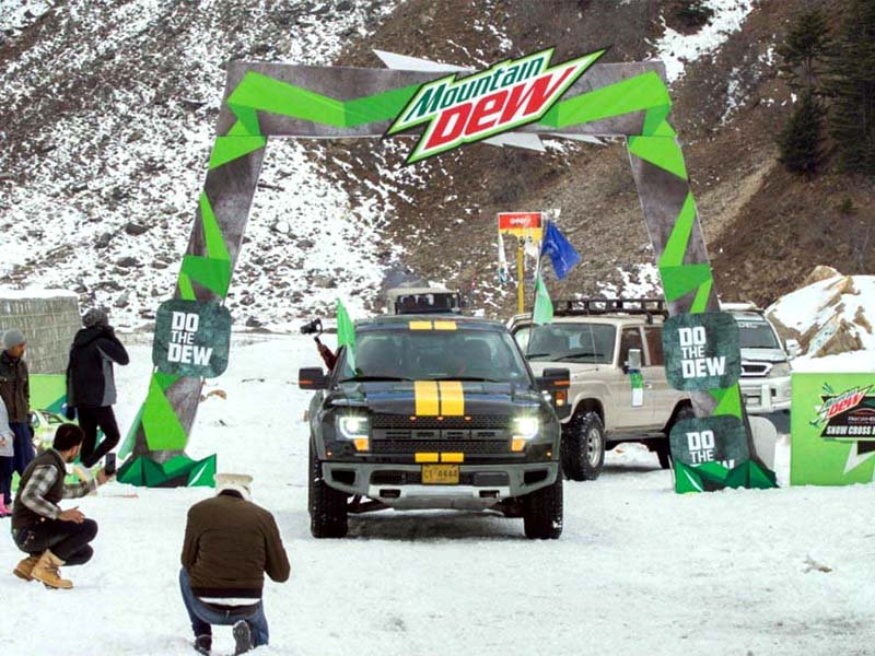 khyber pakhtunkhwa snow cross rally concludes