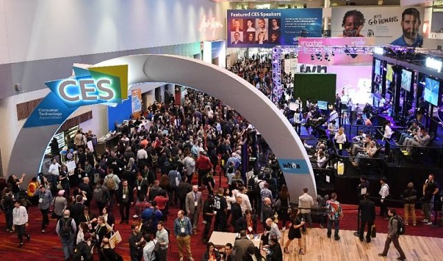 The 2019 Consumer Electronics Show in Las Vegas, one of the world's largest trade events, opens amid a backdrop of falling public trust in the technology sector. PHOTO: AFP