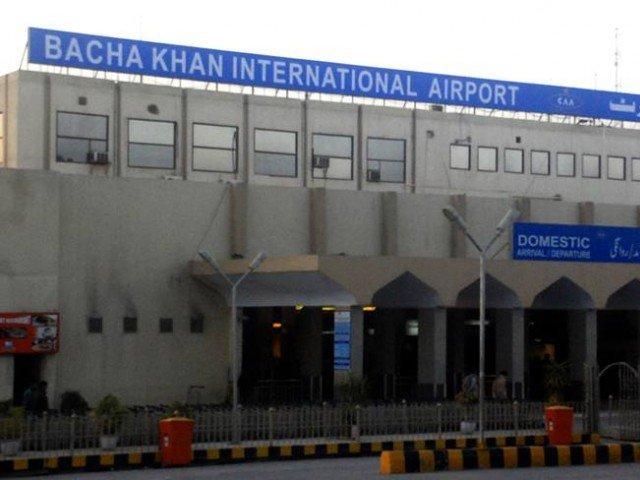 new full body scanner installed at peshawar airport