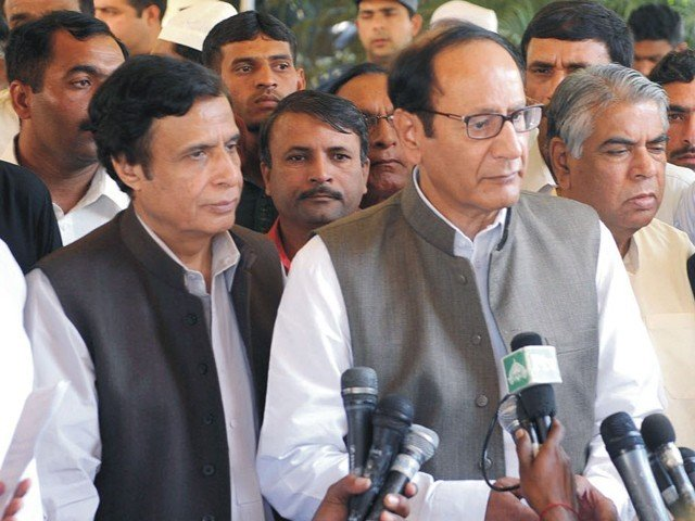 nab files interim reference in accountability court to shelve corruption reference against pml q leaders photo nni file