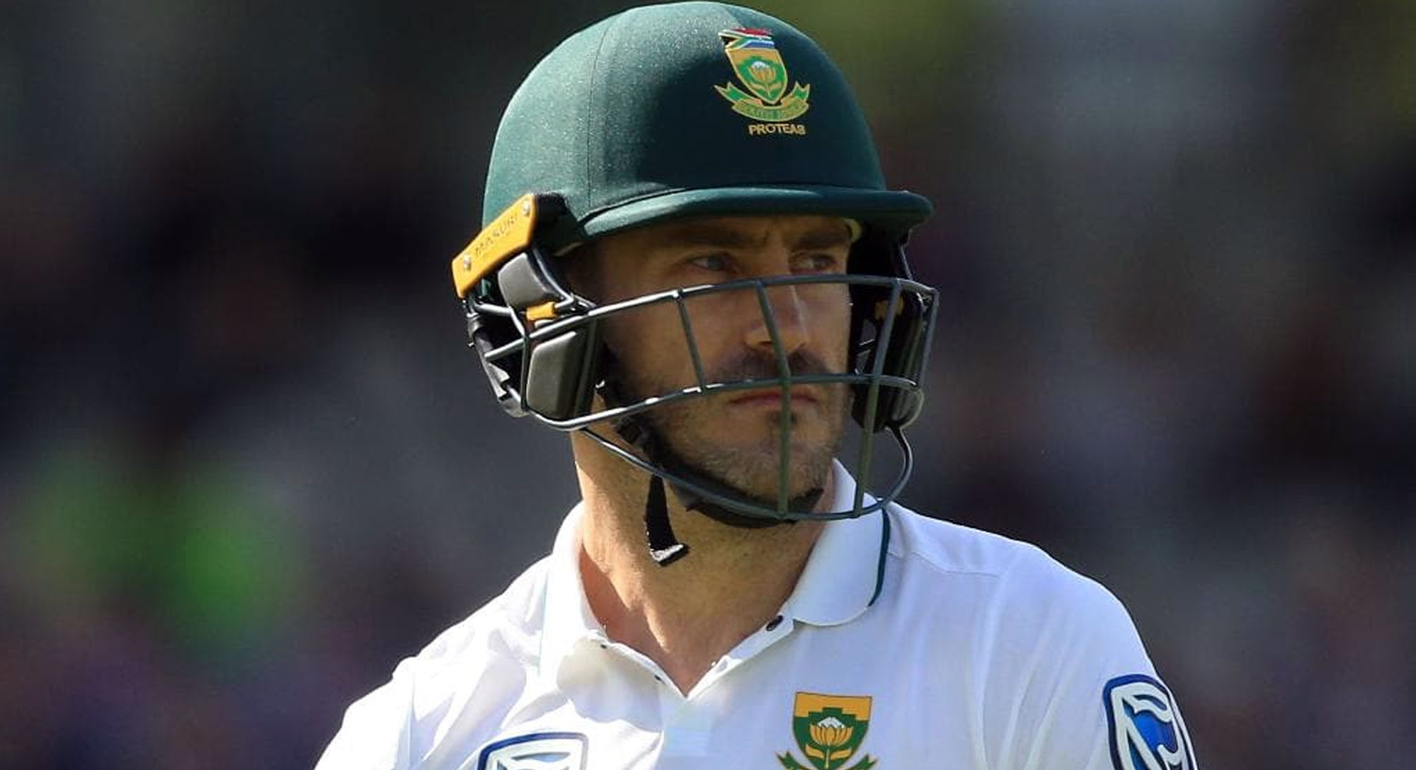 south africa want respect for positive cricket after du plessis banned