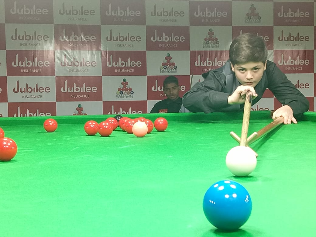 big goals hamza is dreaming big and believes that only taking snooker seriously can get him to a professional circuit photo courtesy pbsa