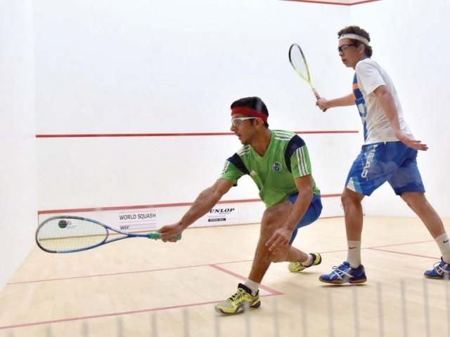 peshawar based squash players bring home silver medals