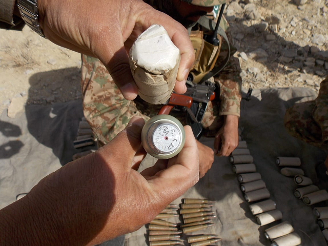 two terrorists killed in fc balochistan operations
