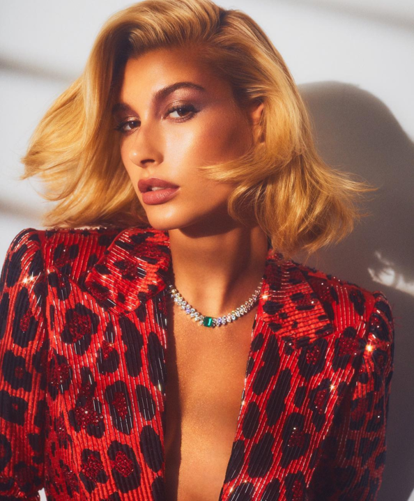 every girl struggles with comparing themselves hailey bieber