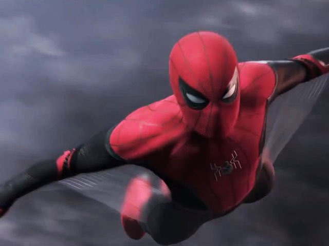spider man far from home trailer will have you spinning