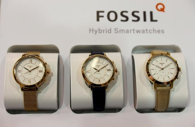 fossil to sell smartwatch technology worth 40 million to google