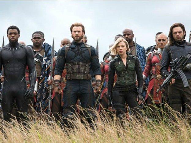 avengers assemble marvel superheros to take over hollywood in 2019