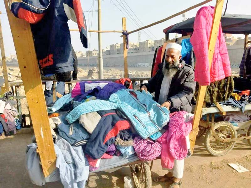 with increasing costs vendors of second hand goods struggle to make ends meet