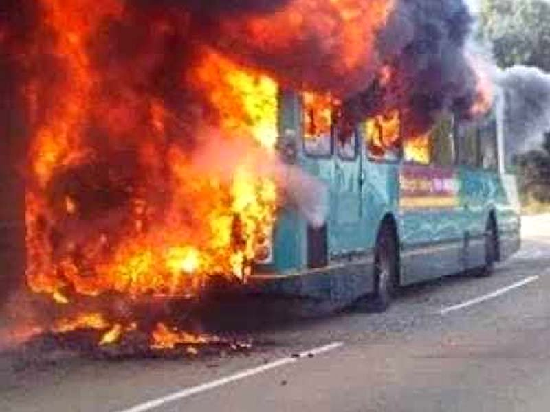37 passengers were travelling in the bus heading to panjgur from karachi photo courtesy twitter itsubaidullah