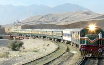 sibi harnai rail route to open in three months rashid