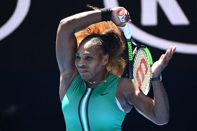 serena williams ousted from australian open in stunning fashion