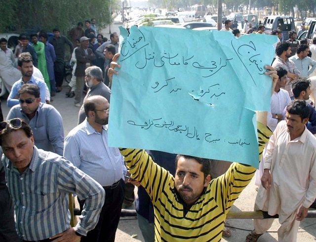 demolition of karachi buildings mayor refuses to implement court orders