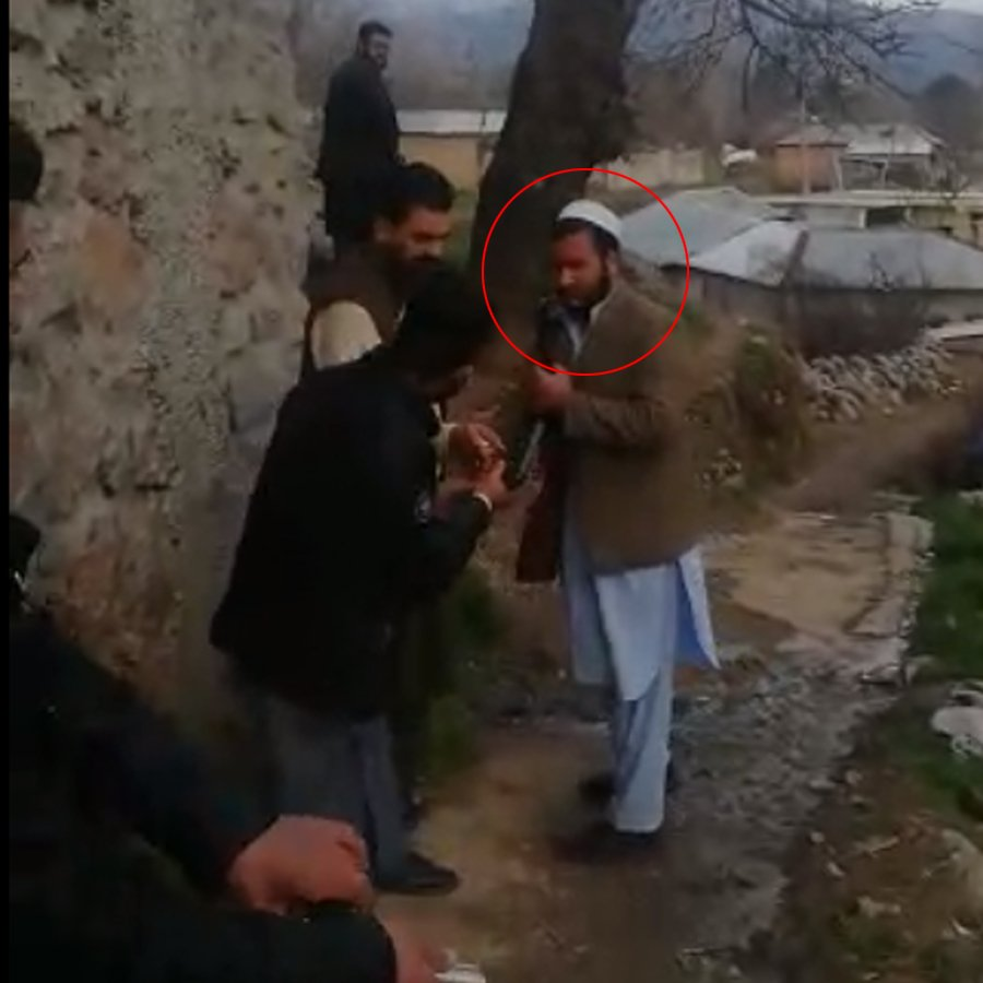 celebratory gunfire man dies after accidentally shooting himself in abbottabad