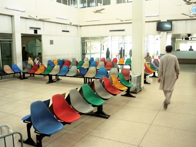 doctors in sindh go on strike demanding pay raise