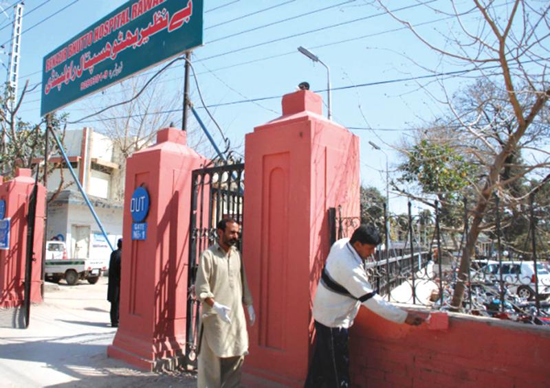 facilitating the needy tent shelter homes set up at benazir bhutto hospital