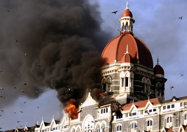 Hearing of Mumbai attacks case suspended in ATC. PHOTO: AFP