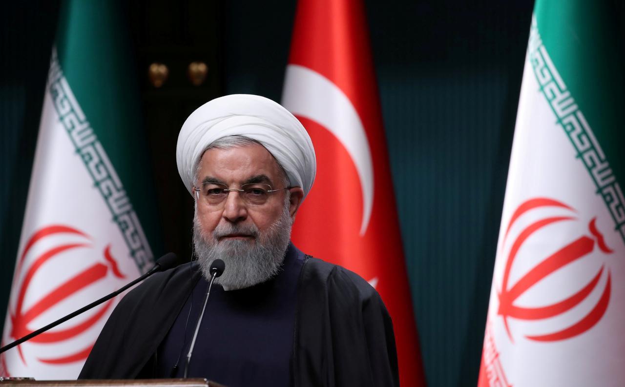 iran 039 s president hassan rouhani photo reuters