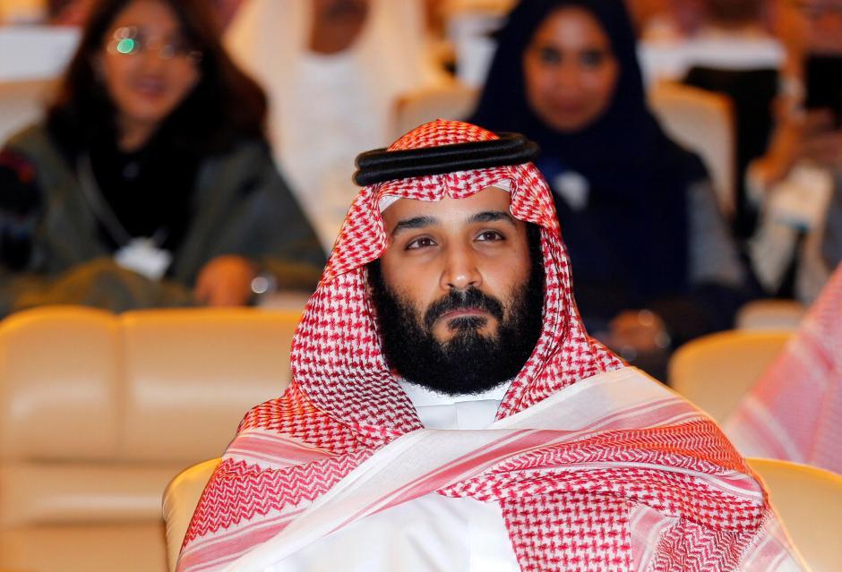 mohammad bin salman photo reuters