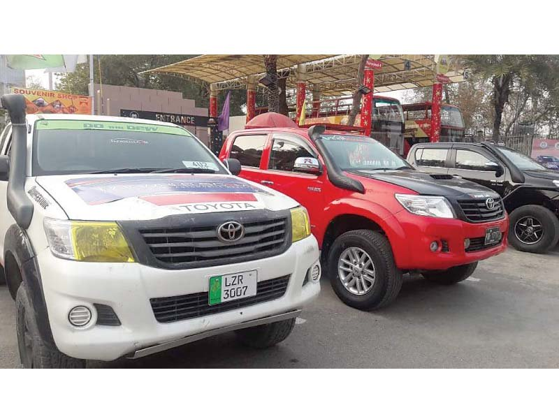 start your engines drivers gear up for cholistan challenge