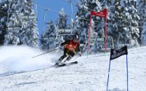 ukraine dominates ski championship in naltar