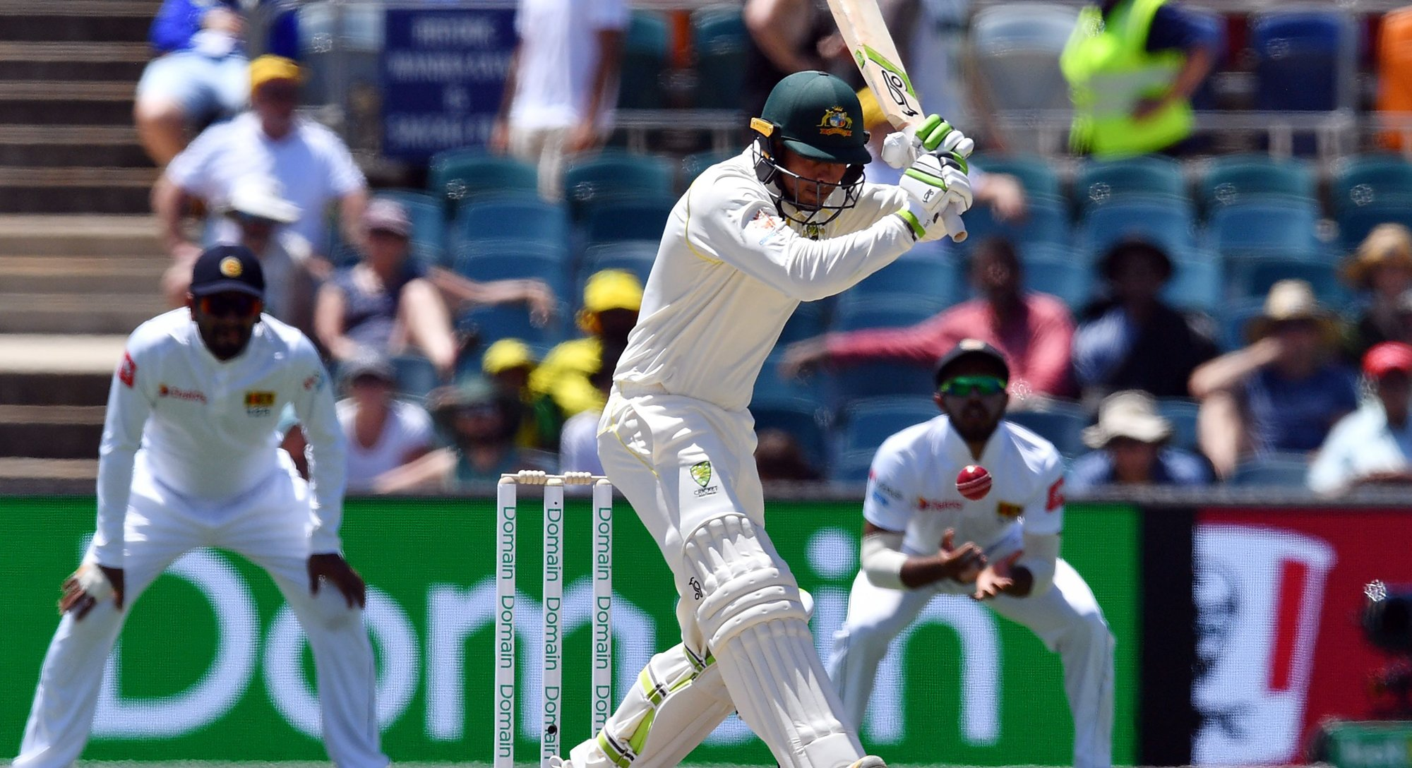 khawaja starc return to form as australia tighten noose around sri lanka