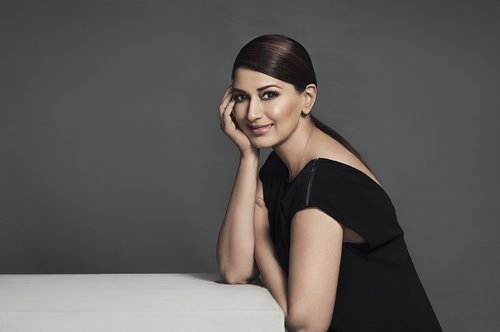 surreal to be back on set says sonali bendre