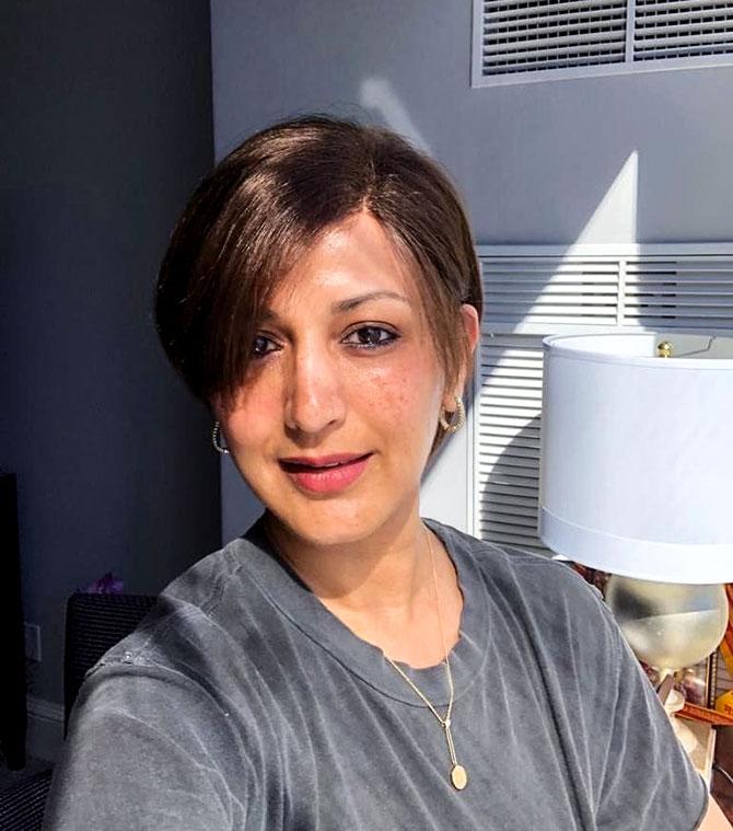 sonali bendre shares heartfelt message on world cancer day