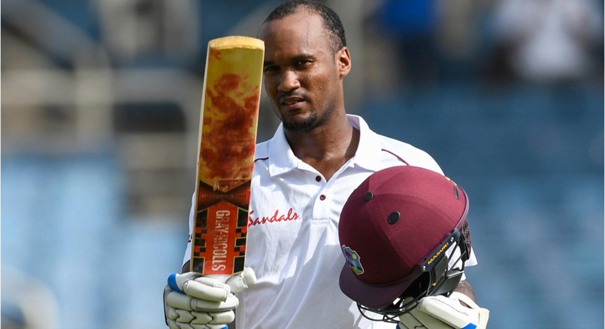brathwaite to captain west indies in third test against england