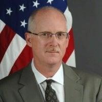 Henry Ensher. PHOTO: US STATE DEPT