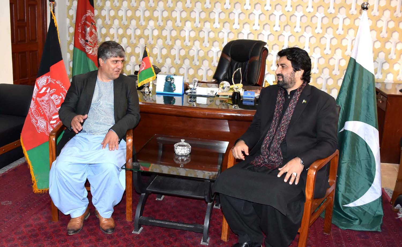 peace in afghanistan will benefit region suri