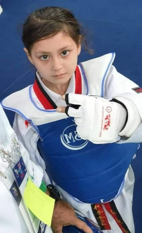 pakistan s youngest athlete ayesha ayaz aims to compete in olympics