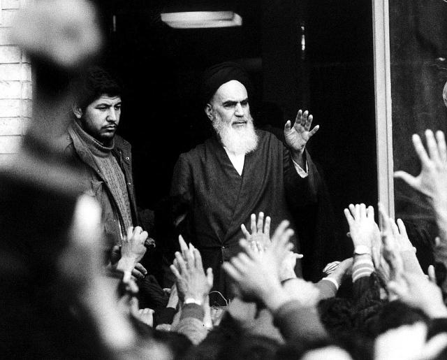 crowds mass in tehran to mark 40 years since iran revolution