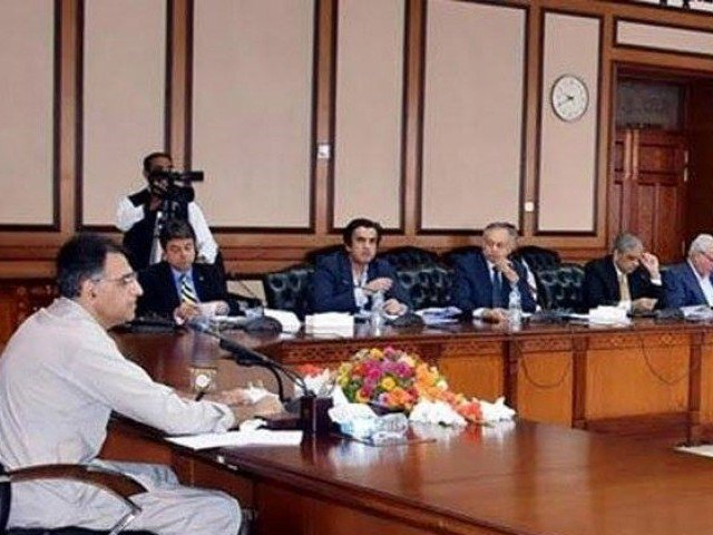 Committee will also examine options to boost Gwadar port, city projects.PHOTO: EXPRESS/FILE