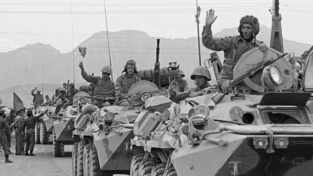 afghanistan 40 years of conflict