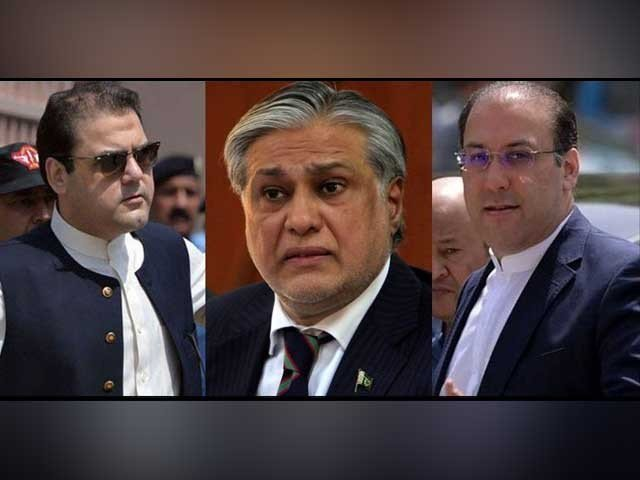nab to contact interpol for extradition of nawaz s sons dar