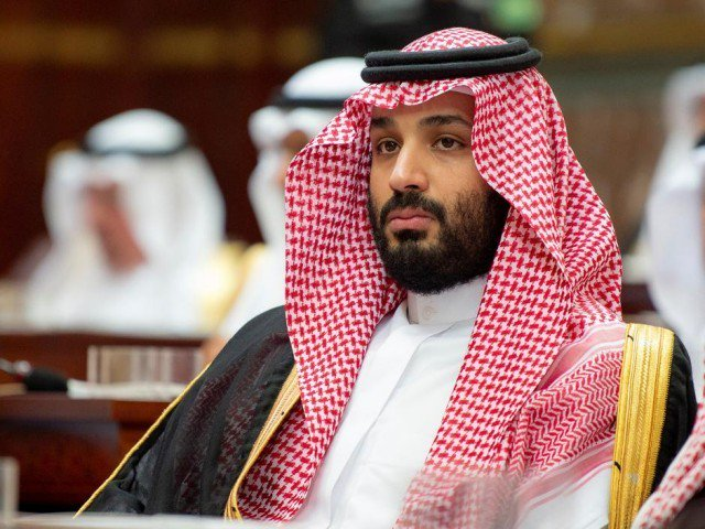 saudi crown prince seeks good relations with arch nemesis iran
