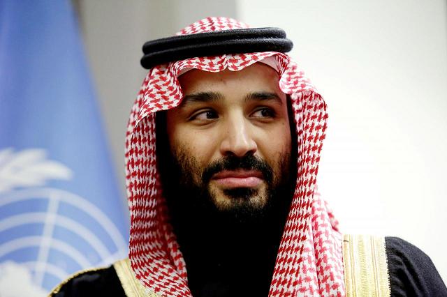 Saudi Arabia's Crown Prince Mohammed bin Salman.PHOTO: REUTERS